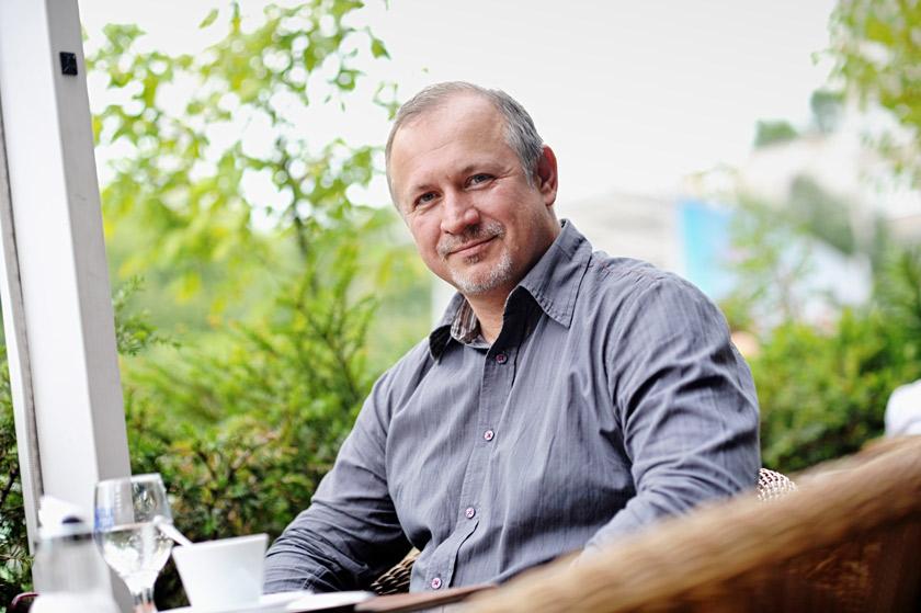 Léder László, pszichológus Apa Akadémia alapítója